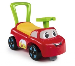 Smoby Машинка-каталка красная (443015)