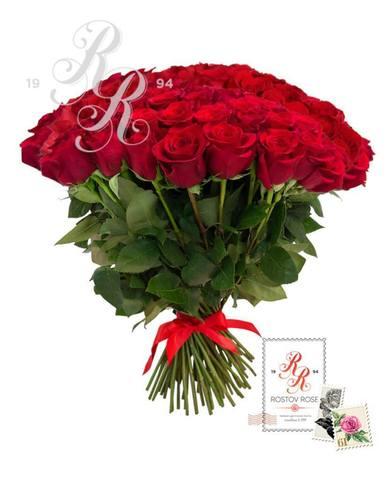 Букет 15 красных роз (Эквадор)