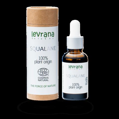 Levrana Сыворотка Squalane, 100% растительный сквалан, 30мл