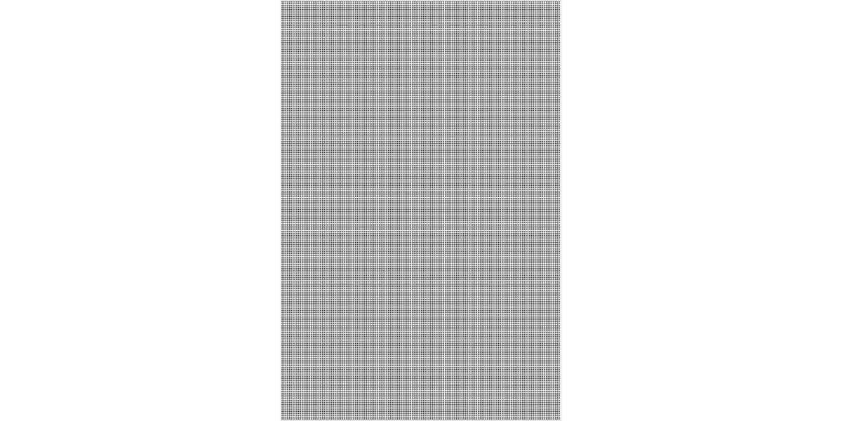 """Сменная решетка для колонок SONOS Grille 6"""" Rectangular In-Wall Replacement вид спереди"""