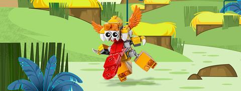 LEGO Mixels: Тангстер 41544