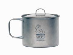 Кастрюля Novaya Zemlya Titanium Cup 0,9 л TM-900WL