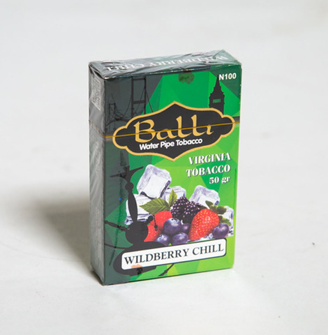 Табак Balli Wildberry Chill 50 г