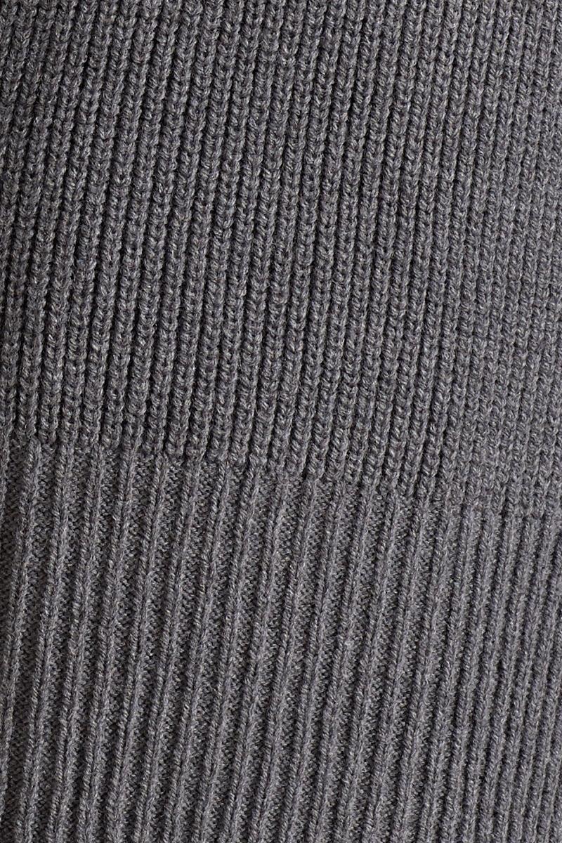 Свитер 09776 серый
