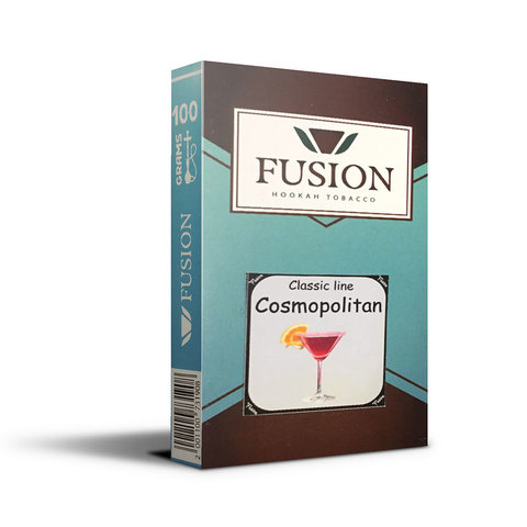 Табак Fusion Soft Cosmopolitan 100 г