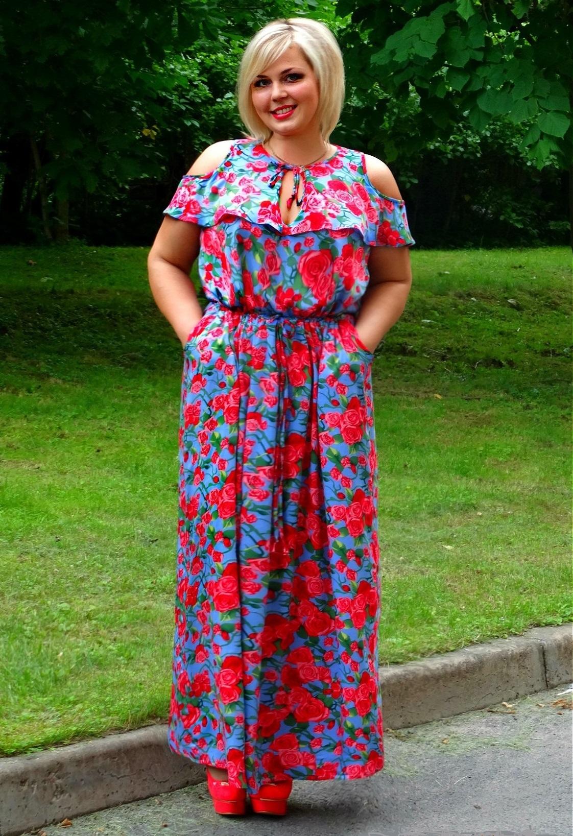 Платье 37-260