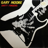 Gary Moore / Dirty Fingers (LP)