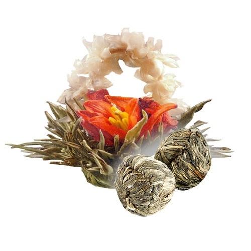 Чай Лунный сад (Бай Хуа Сян Цзы) 1кг