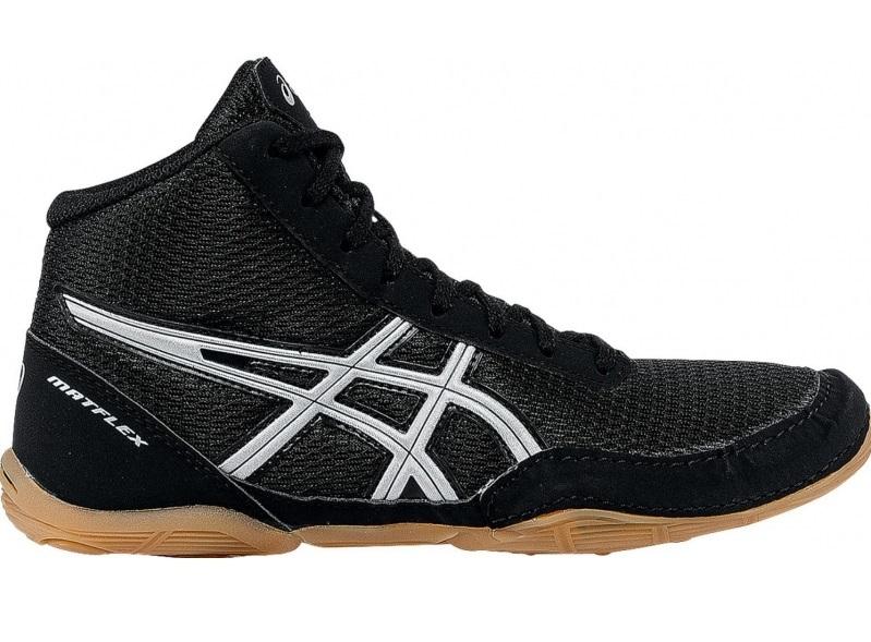 Обувь для борьбы асикс Matflex 5 black (J504N 9093) фото