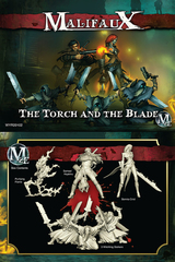 The Torch and the Blade Crew. Sonnia Criid Box Set