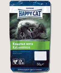 Лакомство для кошек Happy Cat с кошачьей мятой