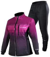 Женский элитный беговой костюм Noname Pro Running DigiPrint Running
