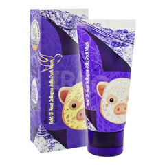 Elizavecca Gold CF-Nest Collagen Jella Pack Mask - Коллагеновая маска-пленка с экстрактом ласточкиного гнезда