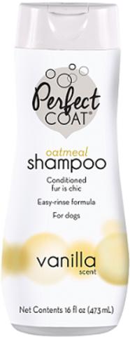 8in1 шампунь для собак, овсяный (успокаивает раздраженную кожу) 473мл