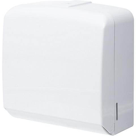 Диспенсер для полотенец лист.Терес FD-528W белый