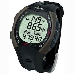 Наручные часы Sigma 25102 с пульсометром RC 12.09 black