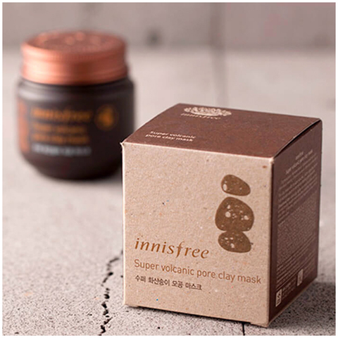 Innisfree Super Volcanic Pore Clay Mask, 100 ml