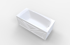 Акриловая ванна 1Marka ELEGANCE 4604613105068 170х70 см