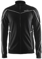 Куртка флисовая мужская Craft In the Zone Black