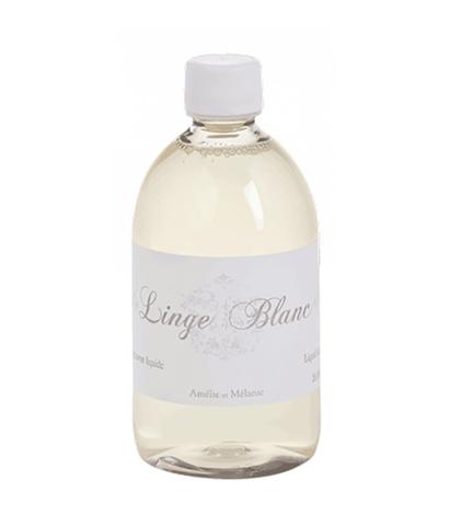 Запасная экономичная упаковка жидкого мыла Белое белье, Amelie et Melanie