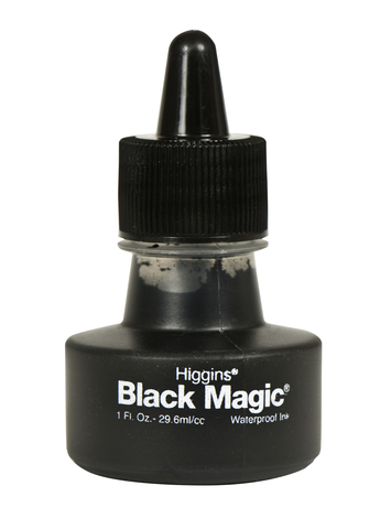 Пигментные чернила HIGGINS BLACK MAGIC 1 OZ, 29,6 мл