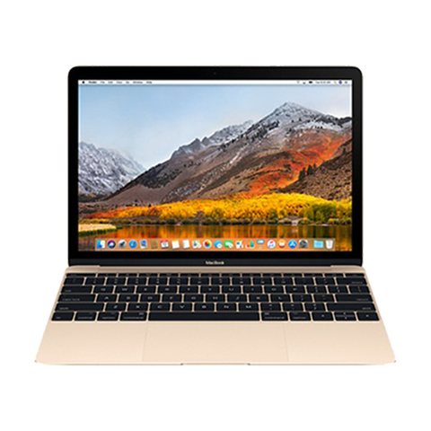 Apple MacBook 1.2Ghz Gold - Золотой