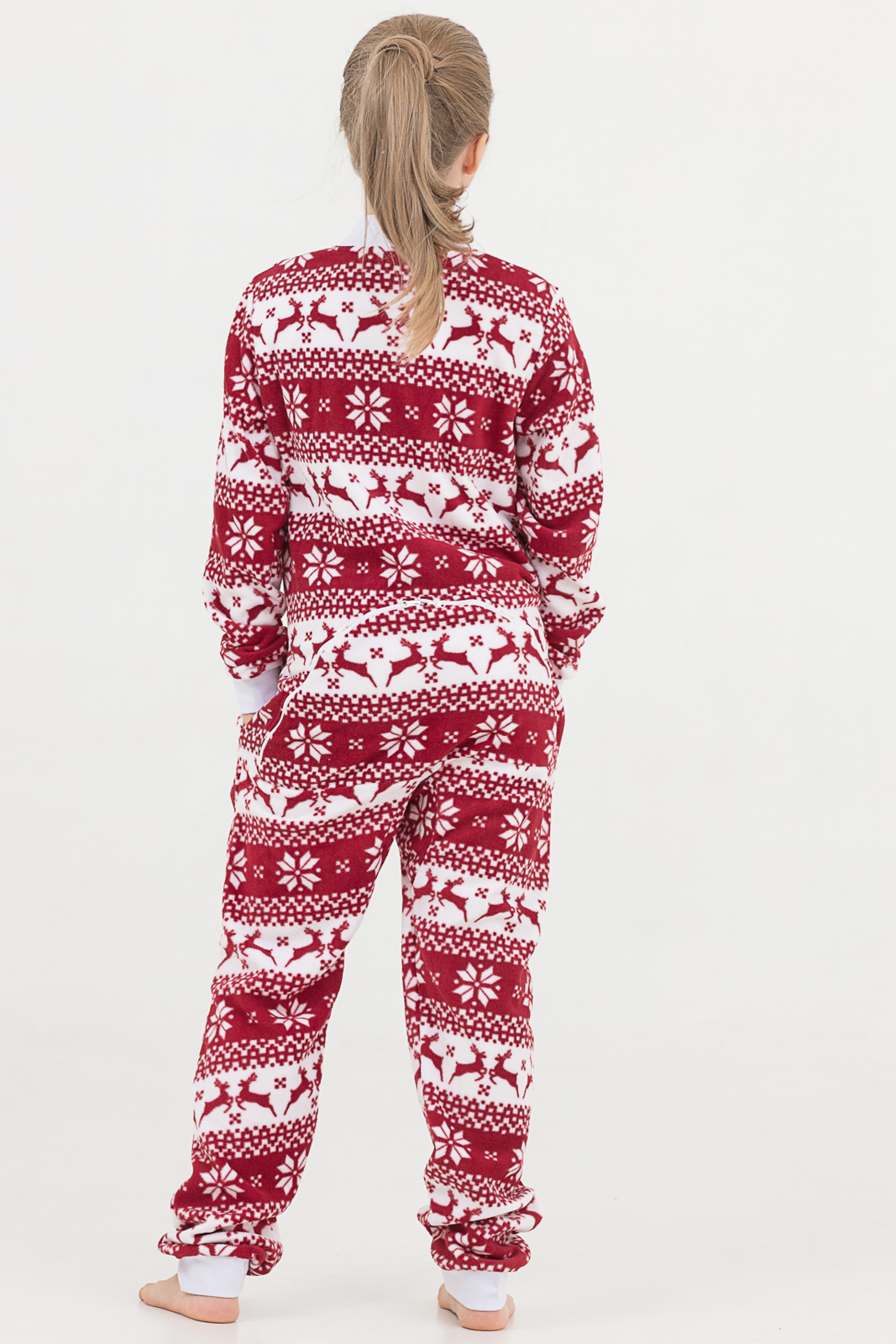 cdb518311392 Детская пижама-комбинезон