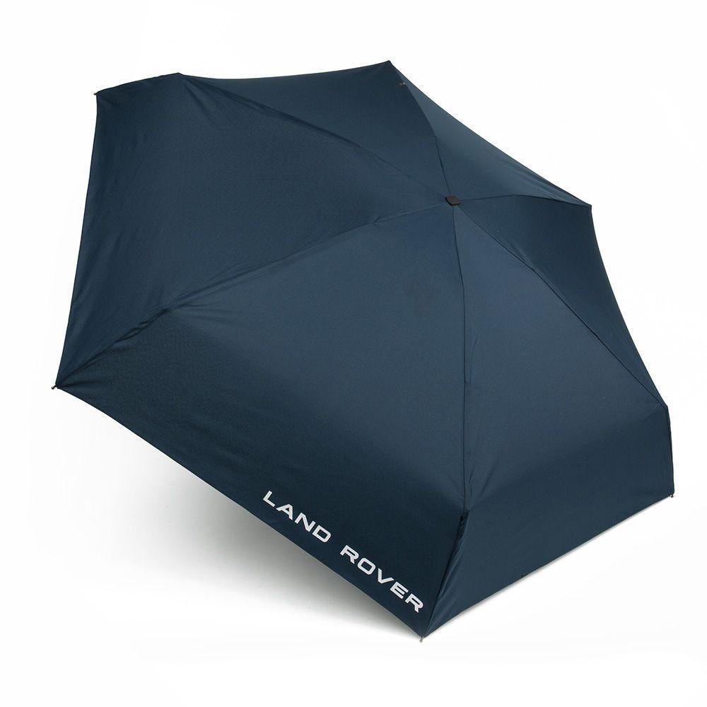 Складной зонт Land Rover Pocket Umbrella Navy 2018