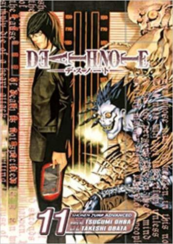 Kitab Death Note, Vol. 11   Tsugumi Ohba