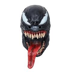 Человек паук маска латексная Веном
