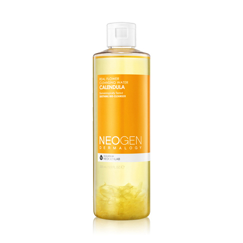 Очищающая вода NEOGEN Real Flower Cleansing Water Calendula 300ml
