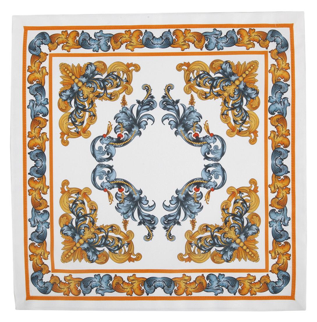 Кухня Салфетки 4 шт 40x40 Blonder Home Delight оранжевые salfetki-4-sht-40x40-blonder-home-delight-oranzhevye-ssha-rossiya.JPG