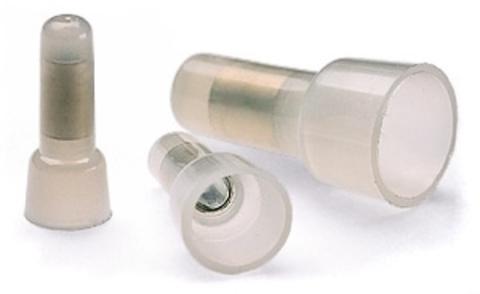 Концевой изолирующий зажим КИЗ-1 (100 шт) TDM