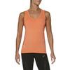Женская беговая майка Asics Tank (110421 0646) оранжевая фото