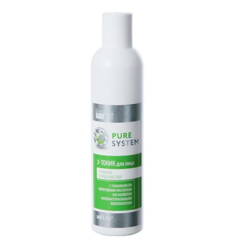 PURE SYSTEM Тоник для лица