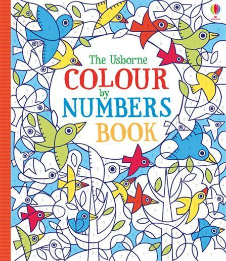 Раскраска по цифрам