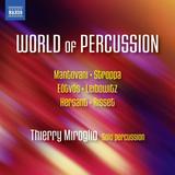 Thierry Miroglio / World Of Percussion: Mantrovani, Stroppa, Eotvos, Leibowitz, Hersant, Risset (CD)