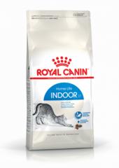 Royal Canin Indoor для взрослых кошек и котов, живущих в доме