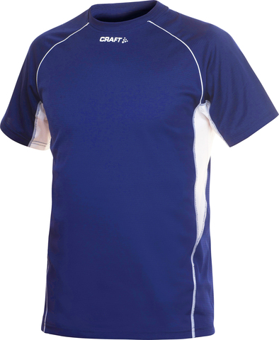 Футболка Craft Track and Field мужская синяя распродажа