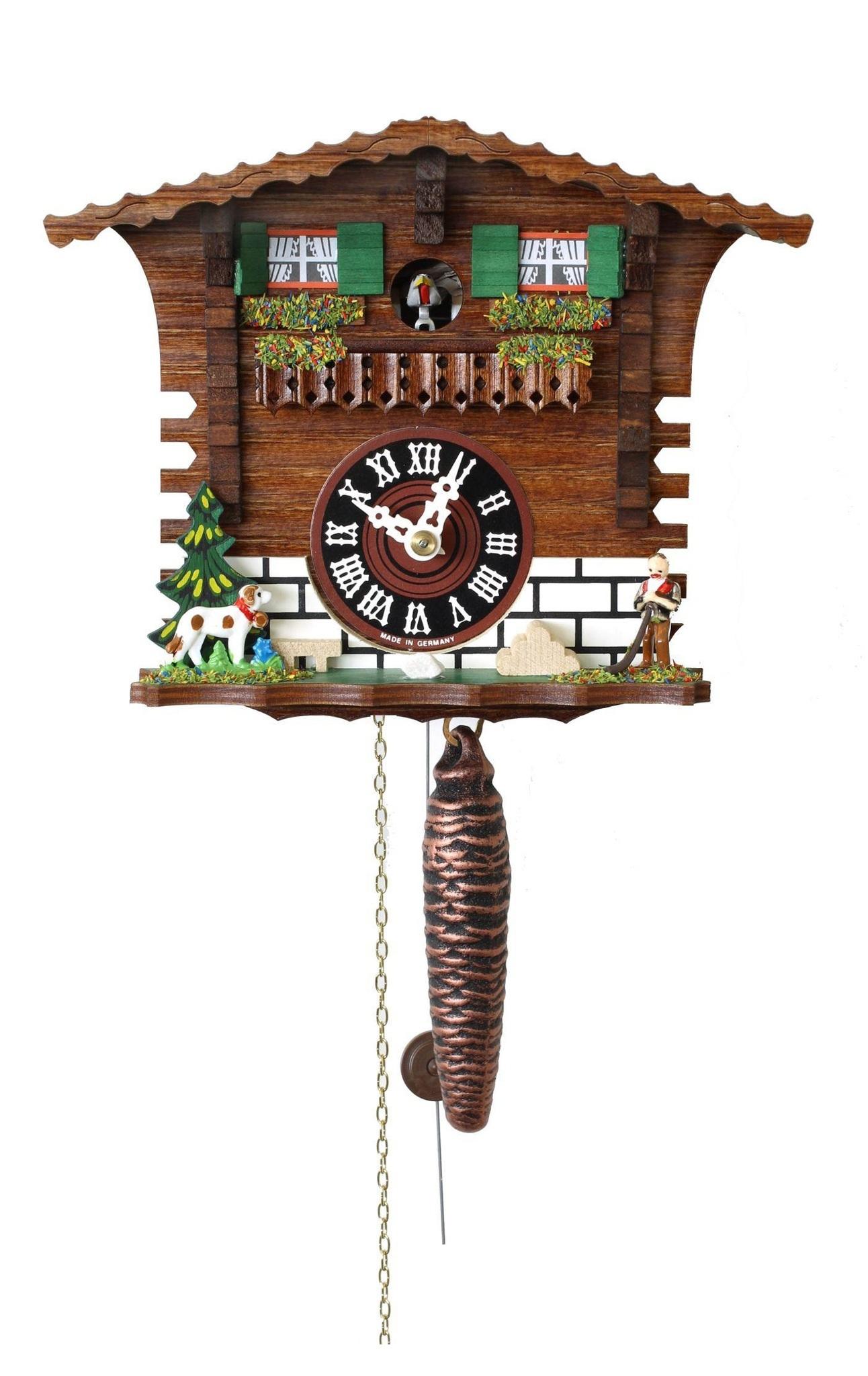 Часы настенные Часы настенные с кукушкой Trenkle 623 chasy-nastennye-s-kukushkoy-trenkle-623-germaniya-vid.jpg