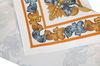 Салфетки 4 шт 40x40 Blonder Home Delight оранжевые