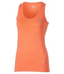 Женская беговая майка Asics Tank (110421 0646) оранжевая