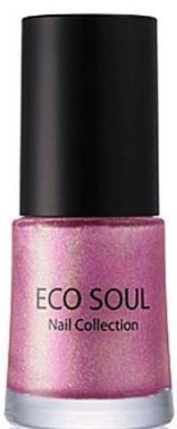 SAEM Nail Лак для ногтей Eco Soul Nail Collection Prism 07 Prism Red