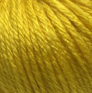 Пряжа Gazzal Baby Wool XL желток 812