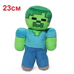 Minecraft Plush Toys Zombie Large