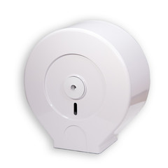 Диспенсер для туалетной бумаги Терес FD-325W белый