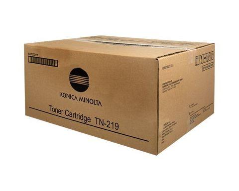 Тонер-картридж TN-219 для принтеров Konica Minolta Bizhub 25e ресурс 20 000 стр. (9967002118)