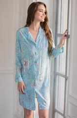 Халат-рубашка на пуговицах  MIA-Mella MONIFIC Монифик 6537