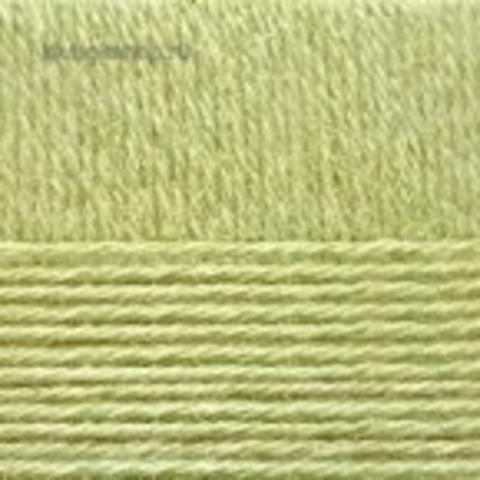 Пряжа Мериносовая 342 Светлый горох купить в интернет-магазине