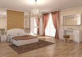 Спальный гарнитур Венеция-2*